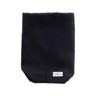 Food Bag large black 30x40cm