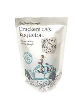 Crackers Roquefort 45g