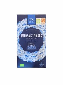 GeorgiaRamon Meersalz-Flakes 70% 50g
