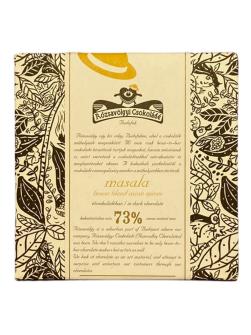 Rózsavölgyi Csokoládê Masala 73% 70g