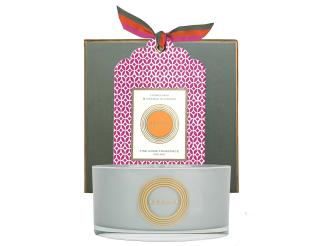 Kerze frangipani & orange blossom 400g