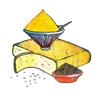 Raclette Käse Körry Scheibe, 90g