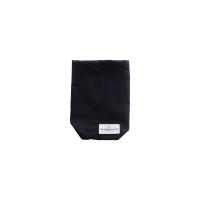 Food Bag small black 16x22cm