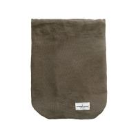 Food Bag large clay 30x40cm